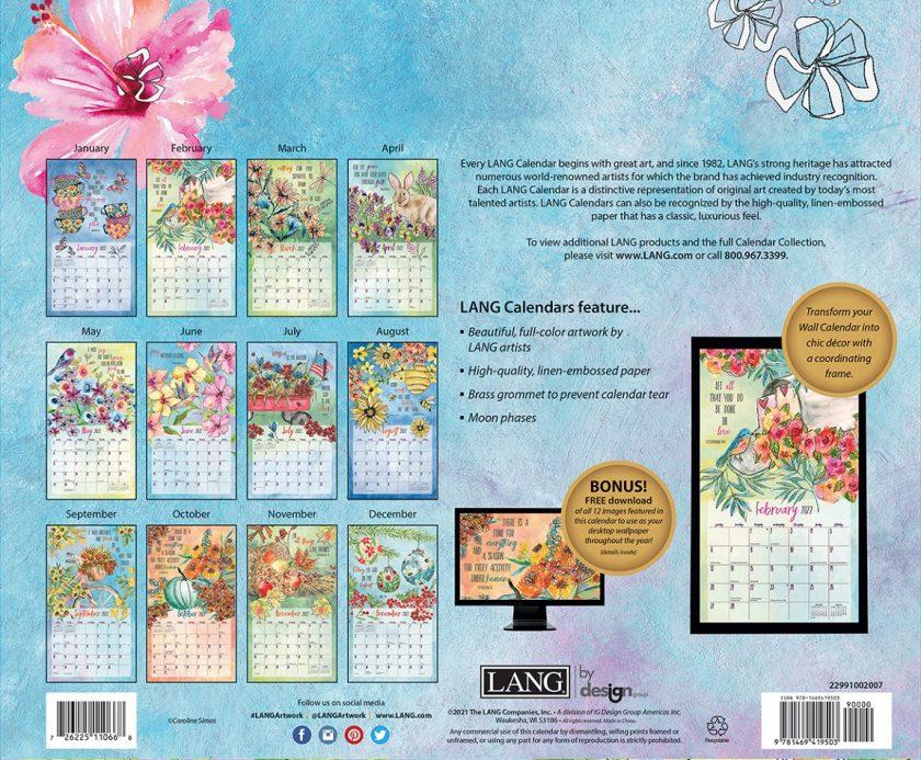 Multiple Blessings 2022_1 Lang Kalender