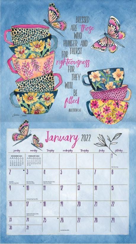Multiple Blessings 2022_2 Lang Kalender