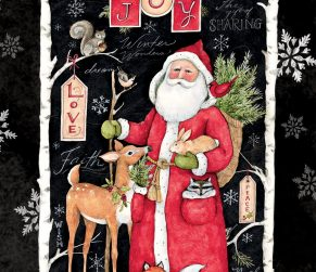 Woodland Christmas Cards 1008109F1