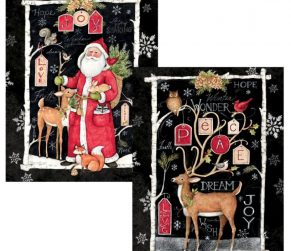 Woodland Christmas Cards Assorted