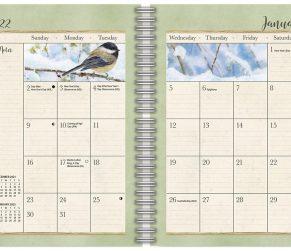 Birds in the Garden 2022_1 Lang Engagement Planner