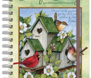 Bountiful Blessings 2022 Lang Engagement Planner
