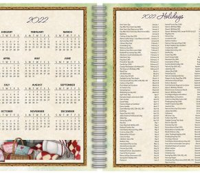 Bountiful Blessings 2022_1 Lang Engagement Planner