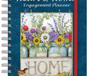 Heart & Home 2022 Lang Engagement Planner