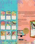 Bohemian Garden 2021 Lang Kalender Overzicht