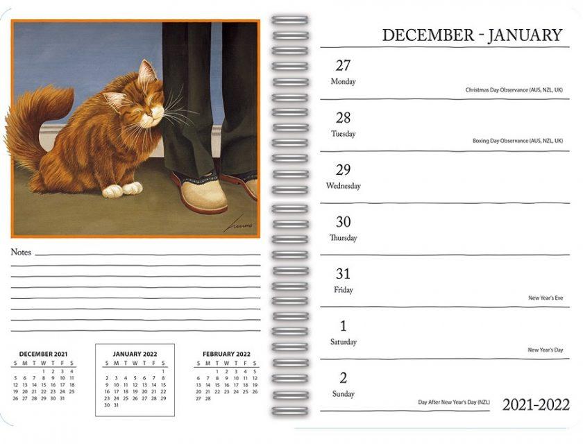 American Cat 2022_3 Lang Engagement Planner