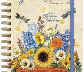 Garden Botanicals 2022 Lang Engagement Planner