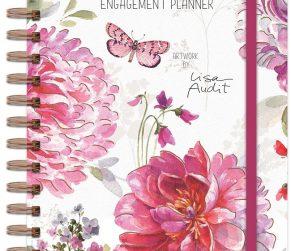 Watercolor Seasons 2022 Lang Engagement Planner