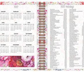 Watercolor Seasons 2022_1 Lang Engagement Planner