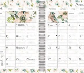 Watercolor Seasons Agenda 2021-21991011110_M