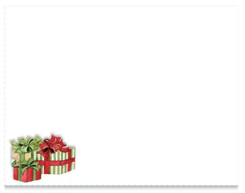 Christmas Warmth Christmas Cards Envelope 1004864