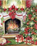 Christmas Warmth Lang Christmas Cards Box