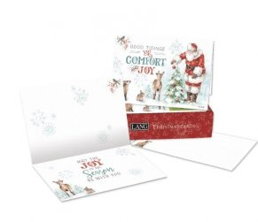 Good Tidings Petite Christmas Cards 2004540