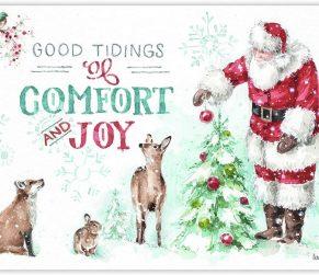 Lang Petite Christmas Cards 2004540F