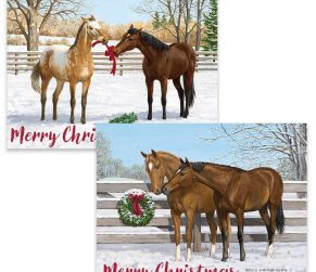 Pastures Holidays Lang Christmas Cards 1008119c