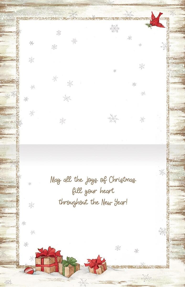 Pine Forrest Christmas Cards 1004866i