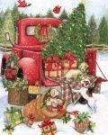 Santa's Truck Puzzel 5040116P