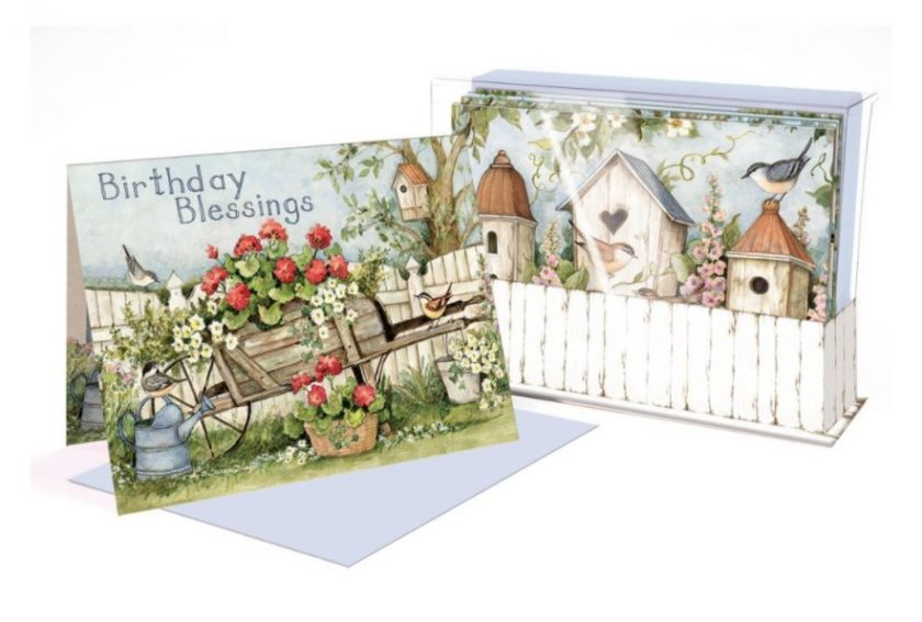 Heart & Home Note Cards 2090107