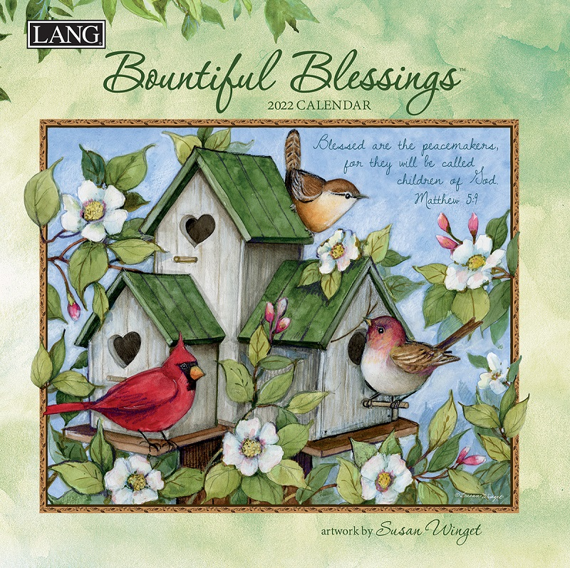 Bountiful Blessings 2022 Lang mini Kalender