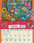 Color my World 2022_3 Lang Mini Kalender