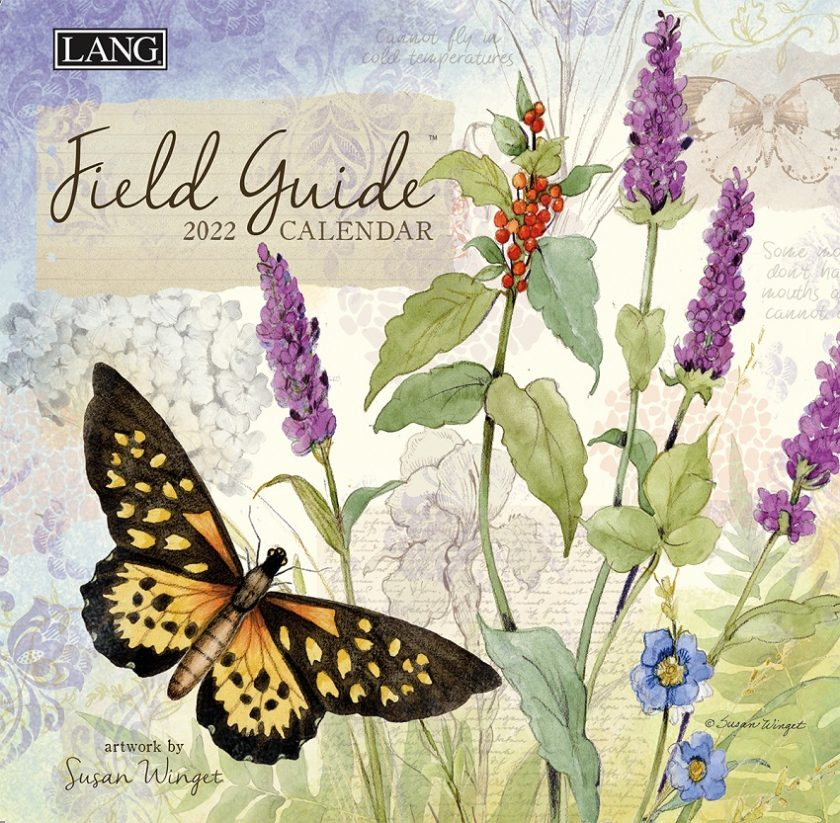 Field Guide 2022 Lang Mini Kalender