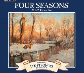 Four Seasons 2022 Lang Mini Kalender