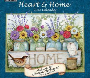 Heart & Home 2022 Lang Mini Kalender