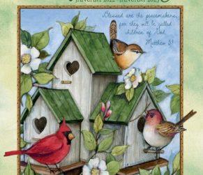 Bountiful Blessings Lang Pocket Planner (agenda)