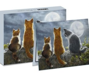 Cat Whispers Note Cards