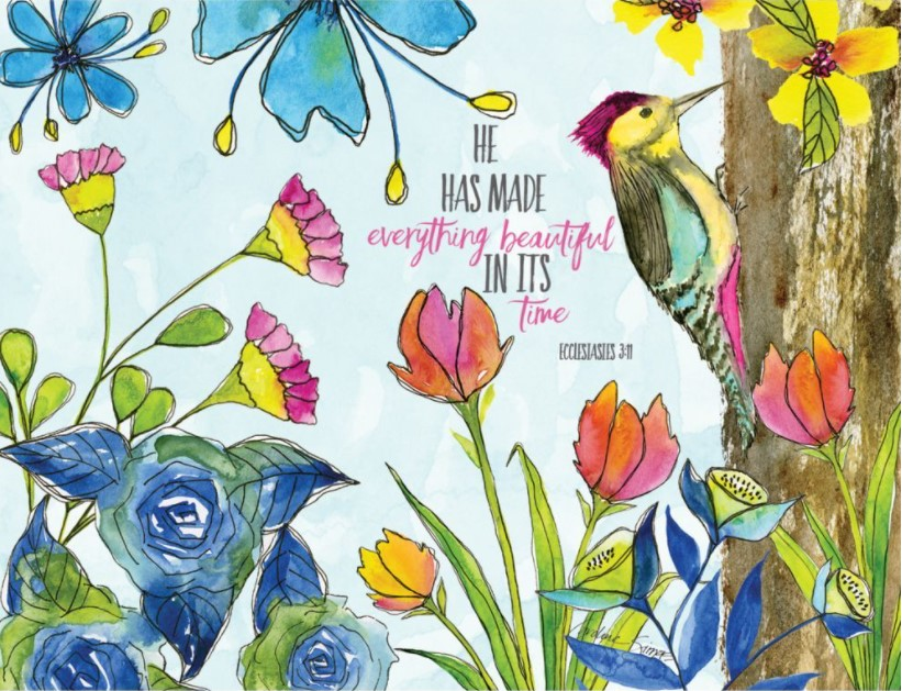 Multiple Blessings Lang Note Cards Box Assorted_2