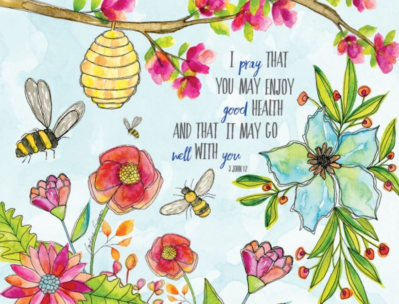 Multiple Blessings Lang Note Cards Box Assorted_4