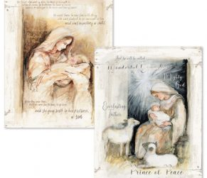 Prince Of Peace Lang Assorted Christmas Cards Box