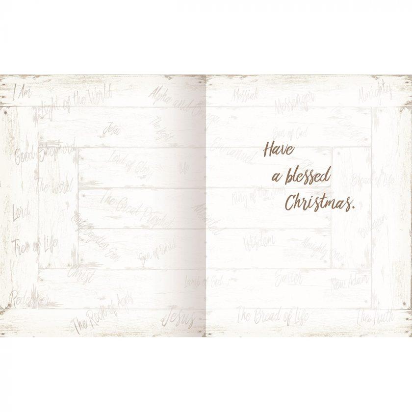 Prince of Peace Christmas Cards_2