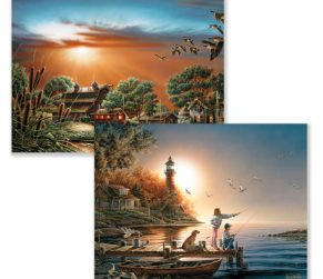 Terry Redlin Assorted Note Cards_1